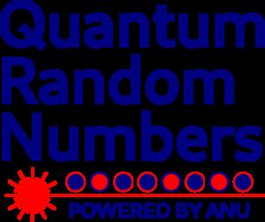 QRNG at ANU logo